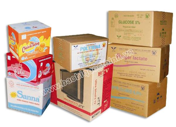 Sản xuất Thùng carton in flexo 5 lớp - hinh 3