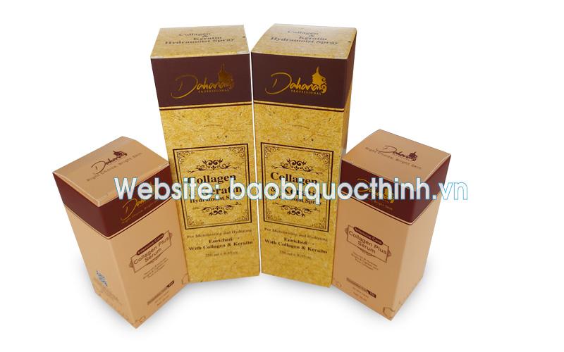 Xưởng in bao bì hộp giấy Duplex, Ivory giá rẻ tại TP.HCM - hình 2